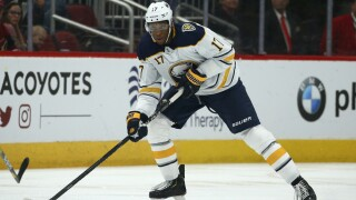 Sabres forward Wayne Simmonds, former Sabre Evander Kane form Hockey Diversity Alliance