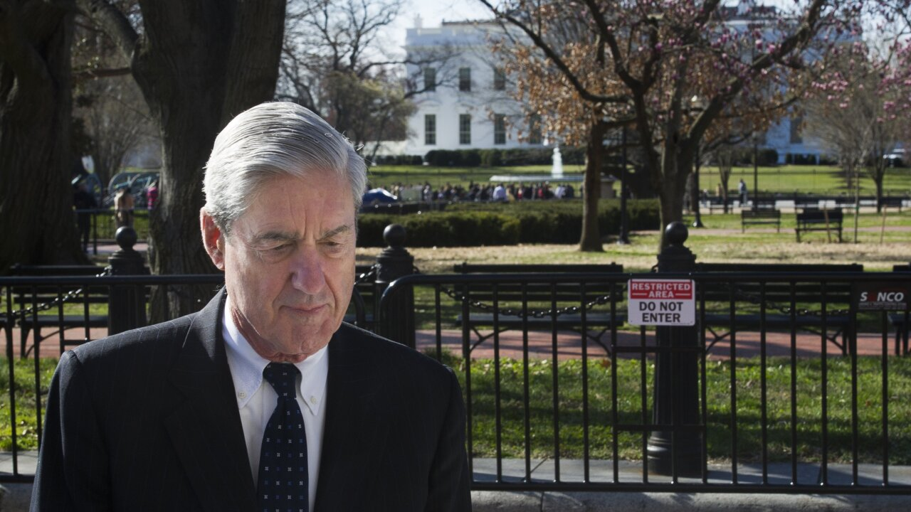 Mueller did not find Trump conspired with Russia