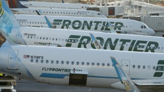 Frontier Airlines will take temperature of passengers before flights