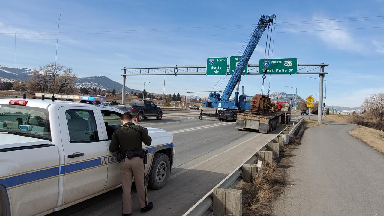 heavy equipment incident