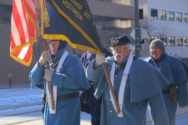 Thank you, veterans! Veterans Day Parade 2018 [PHOTOS]