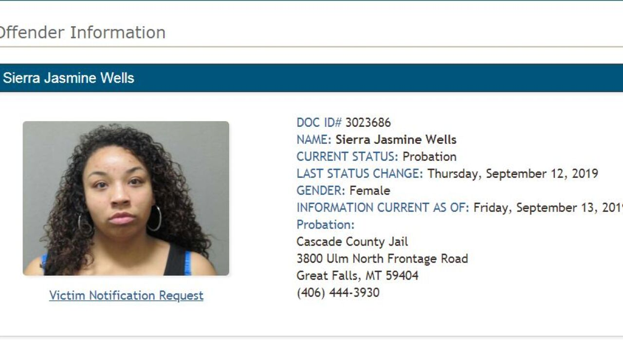 Wells has convictions for assault, criminal trespass, and criminal possession of dangerous drugs