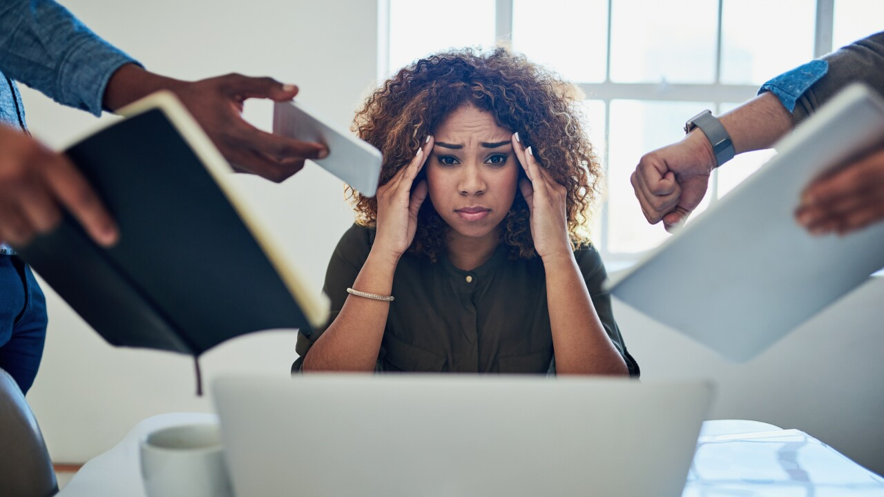 Feeling overwhelmed and cynical? You could be experiencing burnout