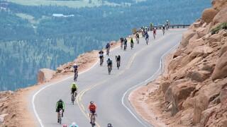 2019 Pikes Peak Cycling Hill Climb