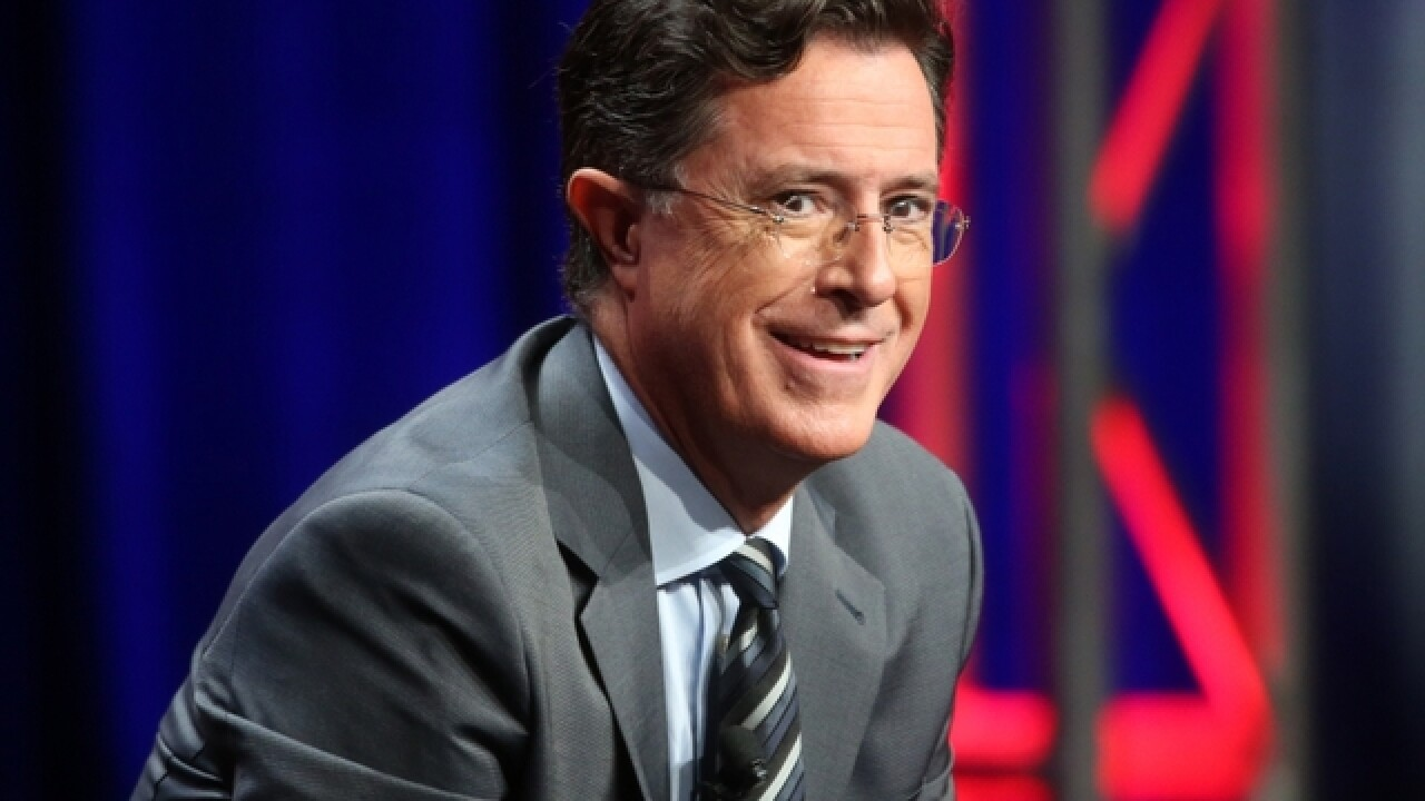 Stephen Colbert addresses workplace misconduct allegations against CBS VP on 'Late Show'