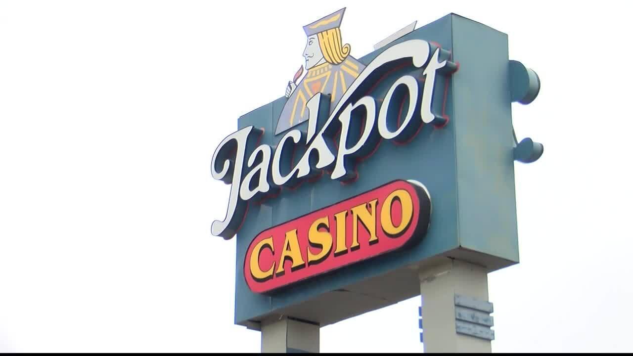 Bigfork Casino Robbery