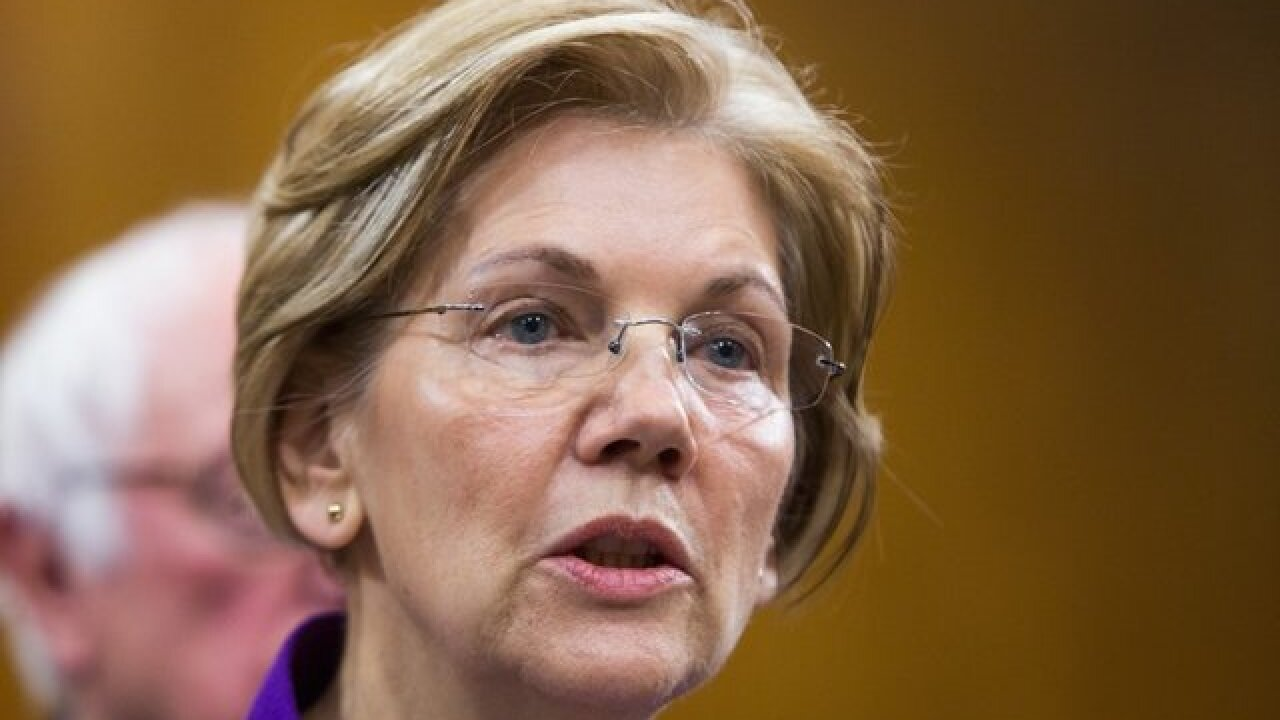 Cherokee Nation issues statement on Sen. Elizabeth Warren's DNA test results