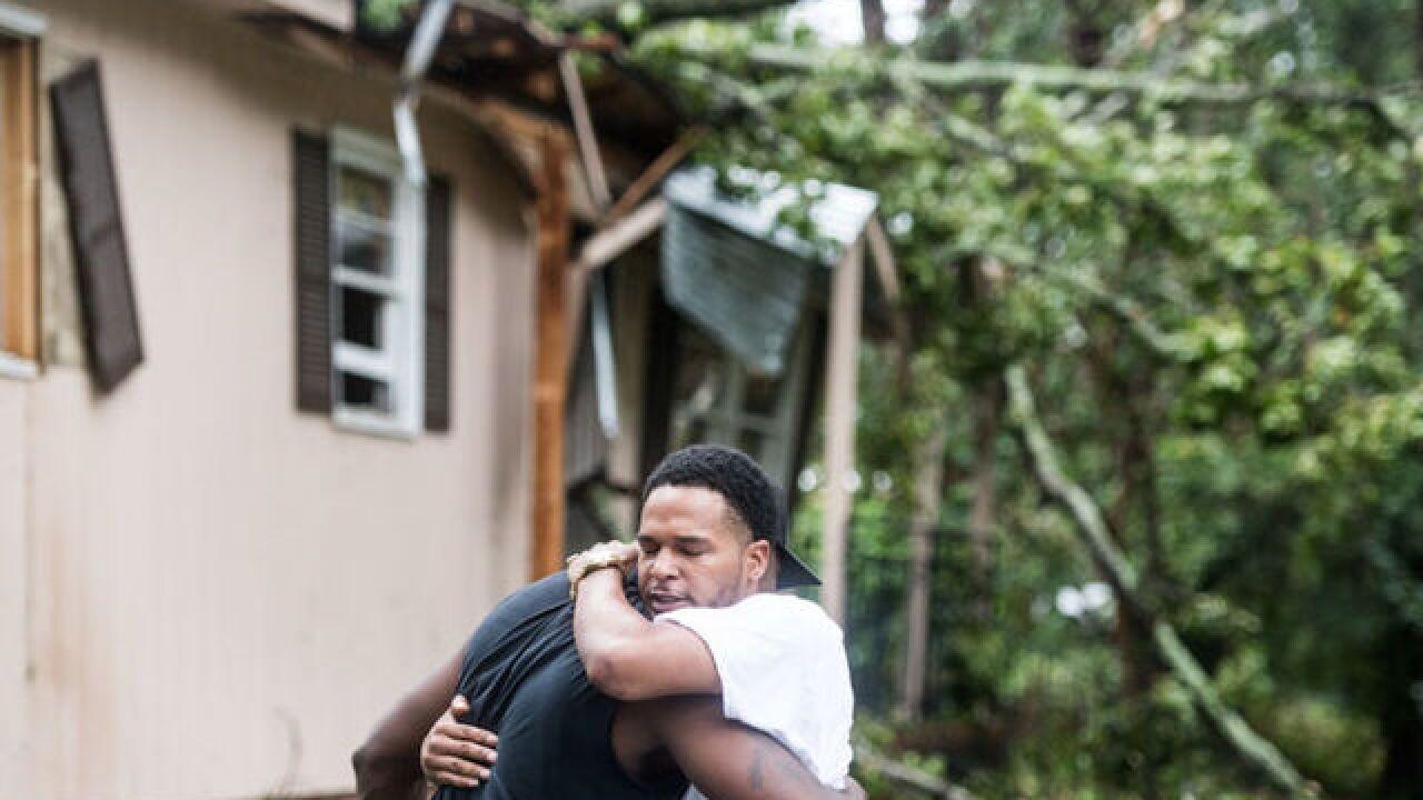 5 dead as Hurricane Michael continues path