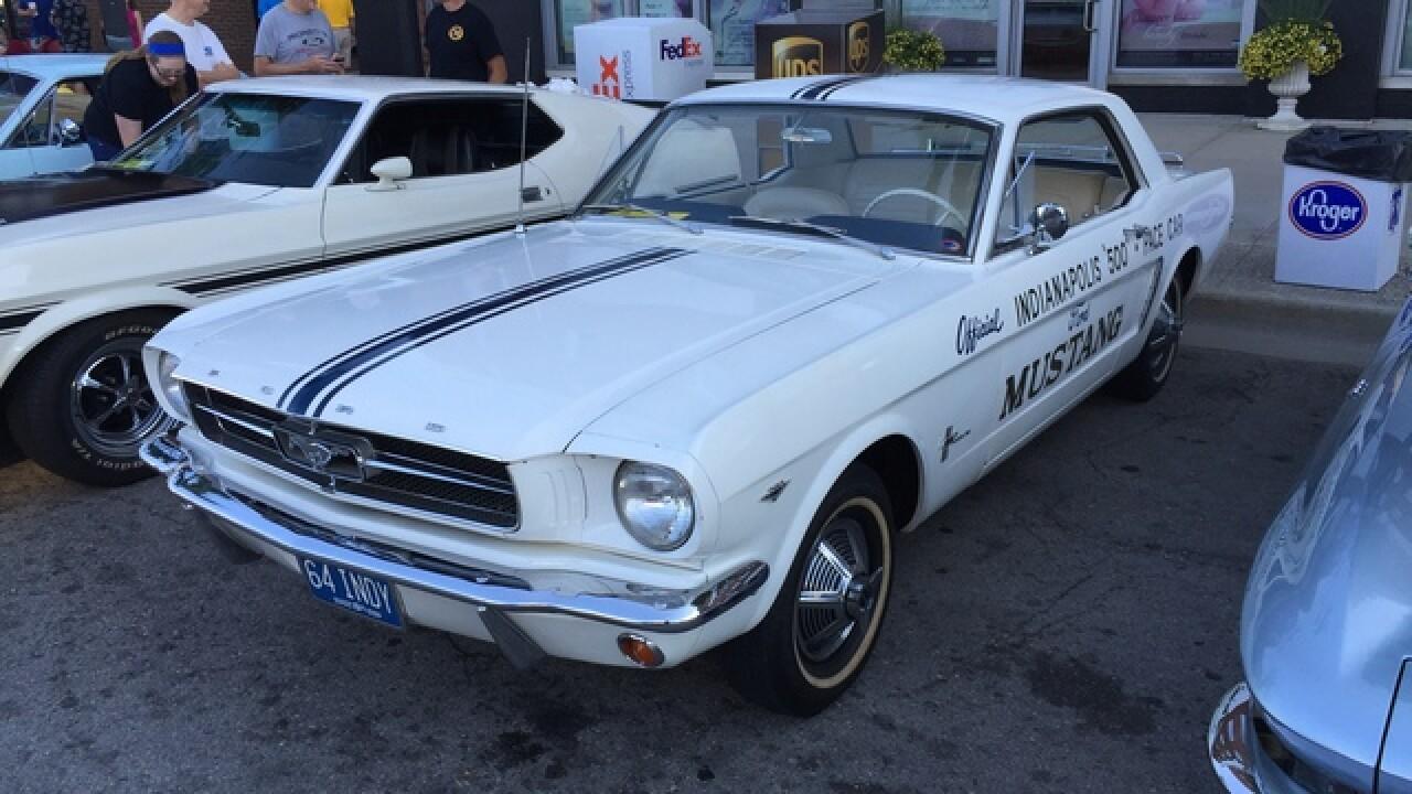 PHOTOS: Woodward Dream Cruise gallery 1
