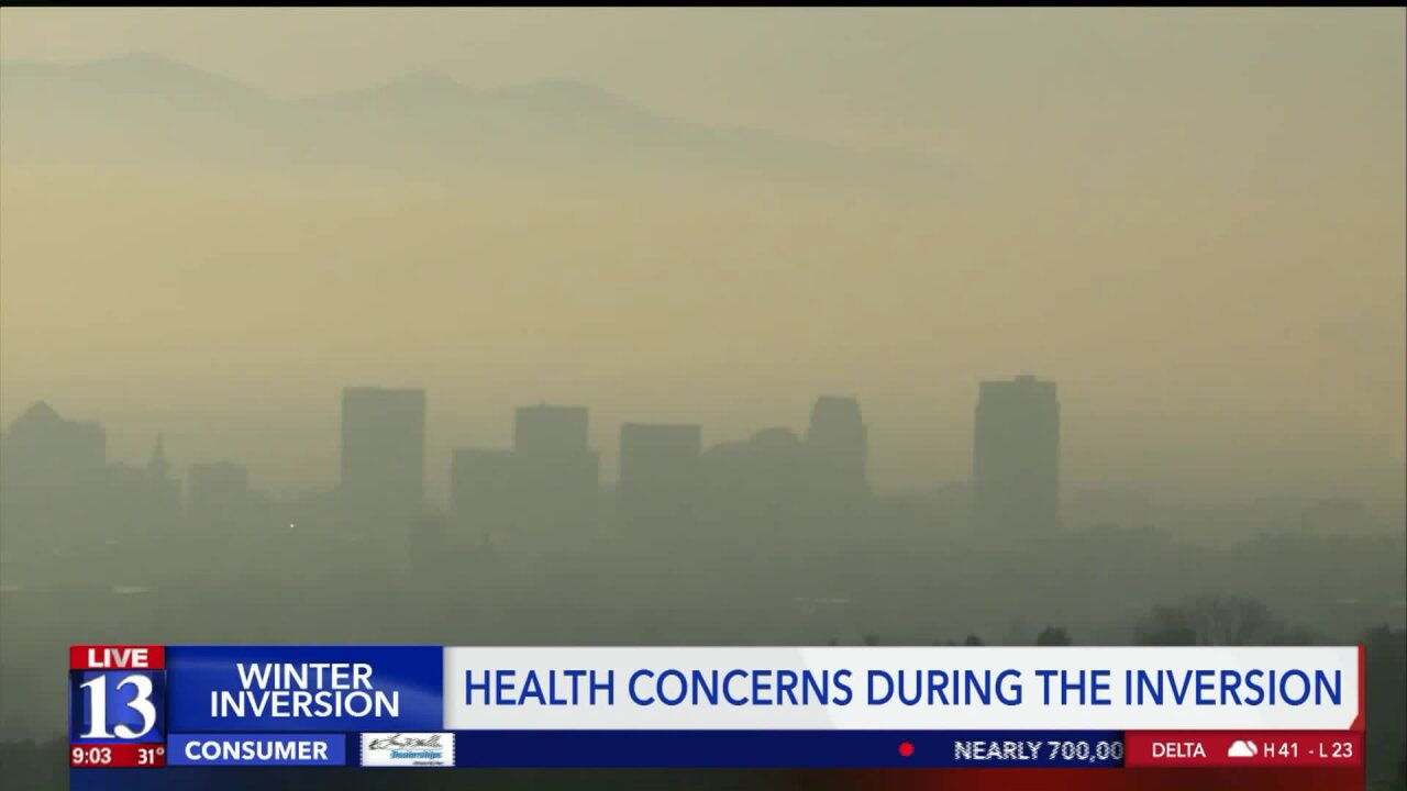 Doctors warn of long-term impact from short-term bad air quality