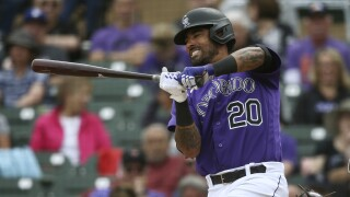 Rockies OF Desmond decides to sit out this season