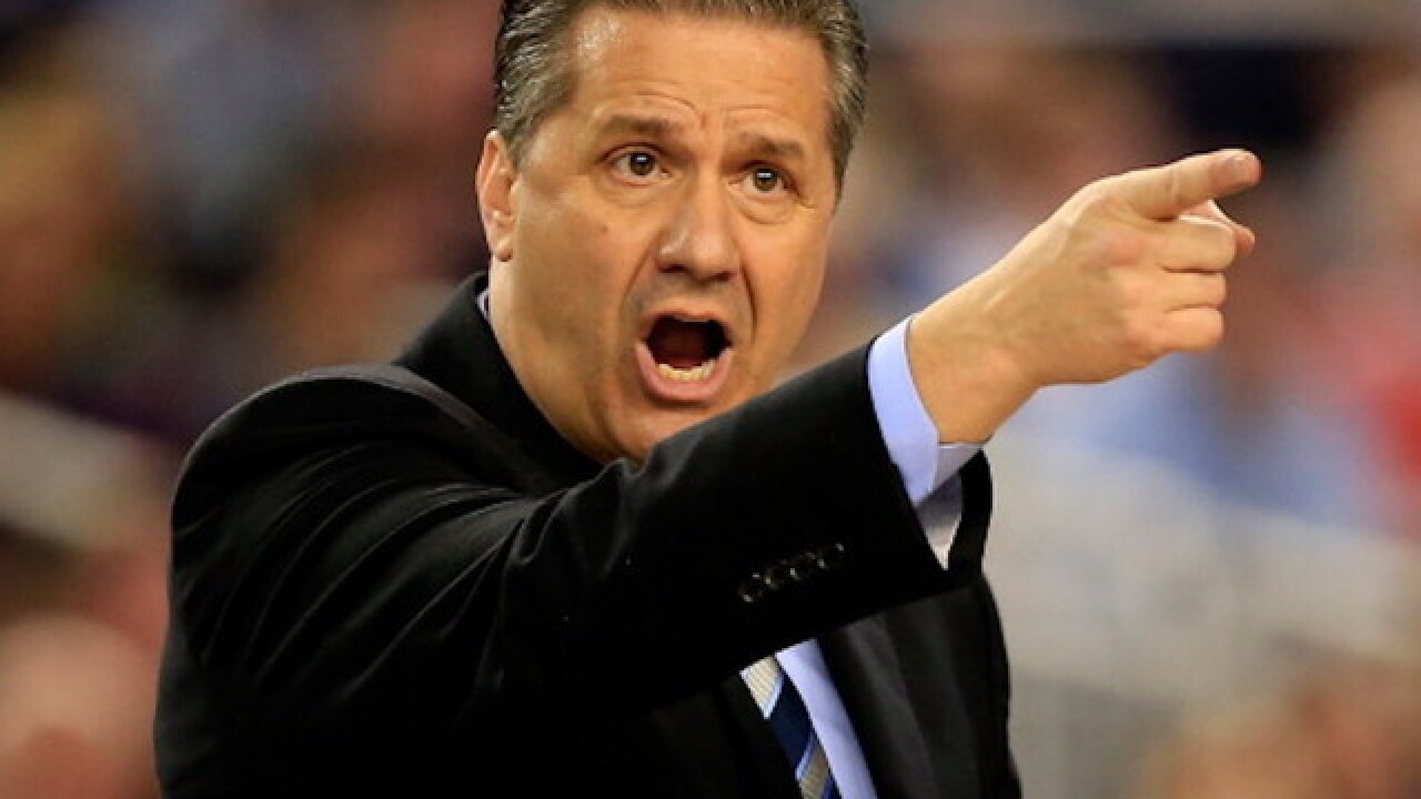 John Calipari calls out critics who say he 'only cares about the draft'