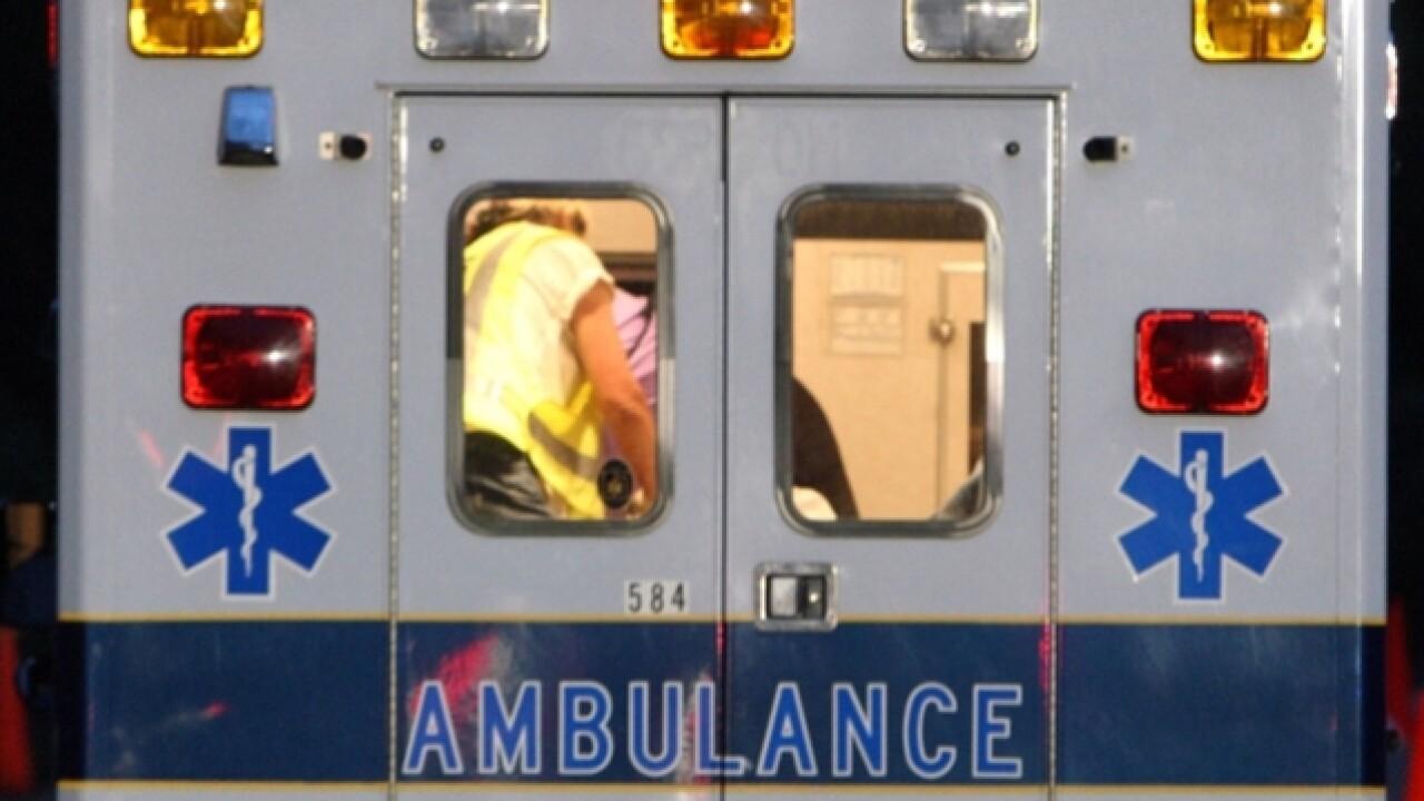Woman hit by truck in Essex dies