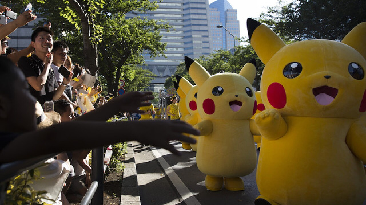 Pokemon Don't: 'Cheaters' to be banned for life