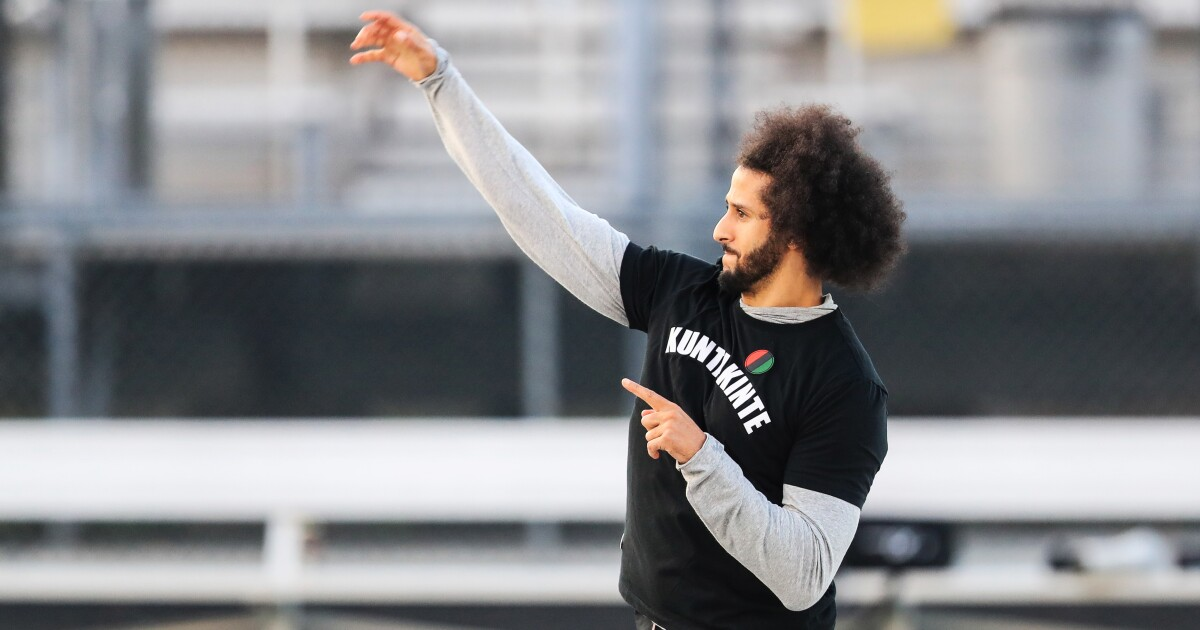 Sports Detroit Lions one of 8 teams that attended Colin Kaepernick's workout 8:34 AM, Nov - WXYZ