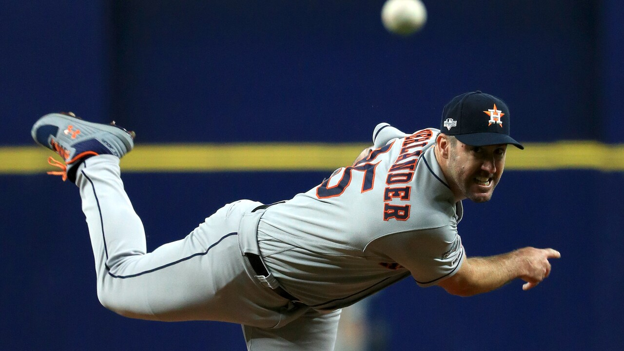 Former ODU star Justin Verlander wins his second AL Cy Young Award