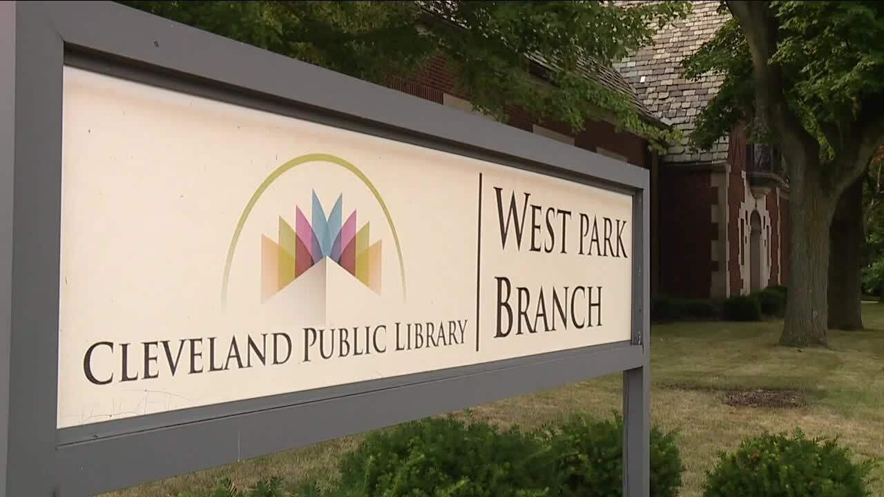Cleveland Public Library West Park Branch