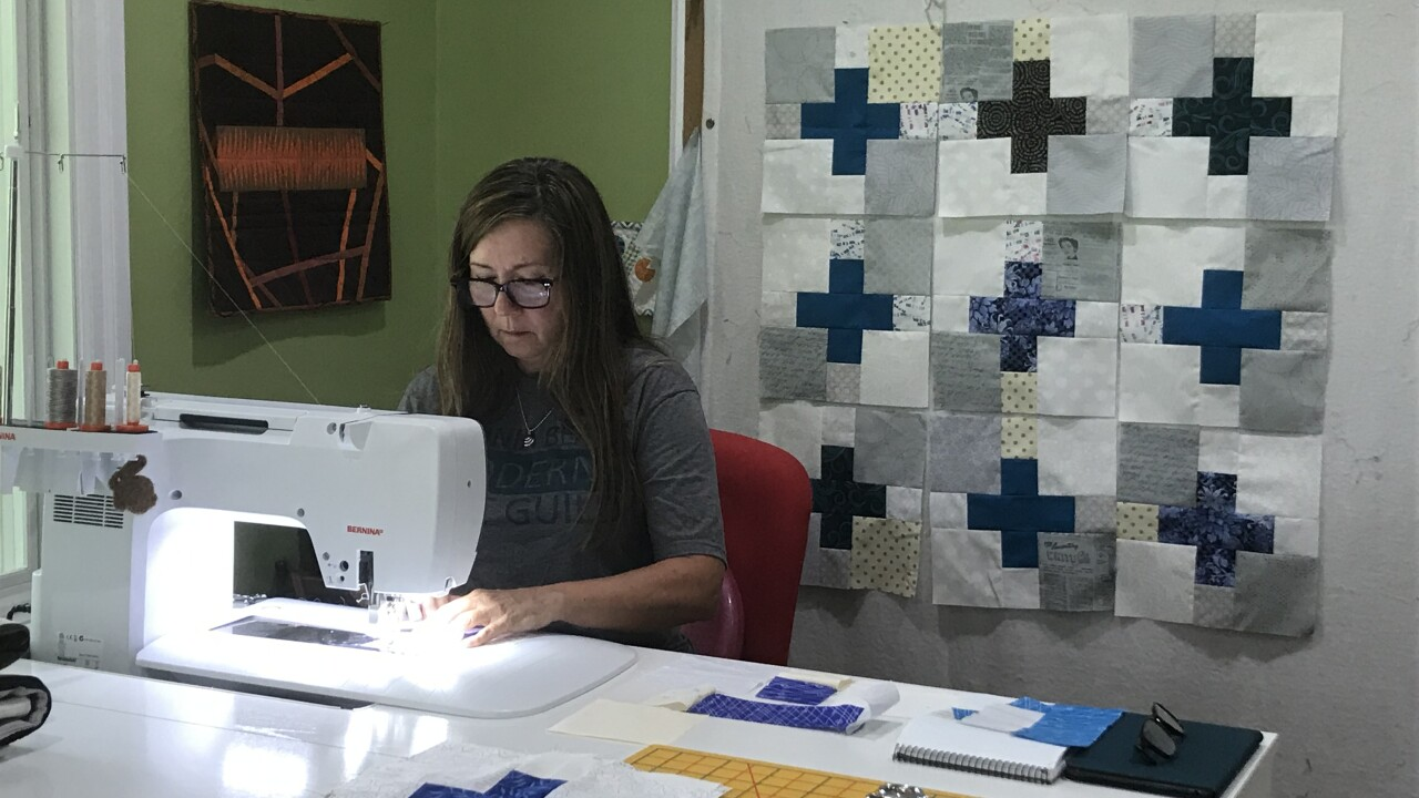 Virginia Beach quilters hope to comfort mass shooting victims through newproject