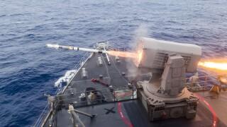 MSLEX aboard USS Ashland