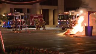 Man killed in underground explosion in downtown Phoenix
