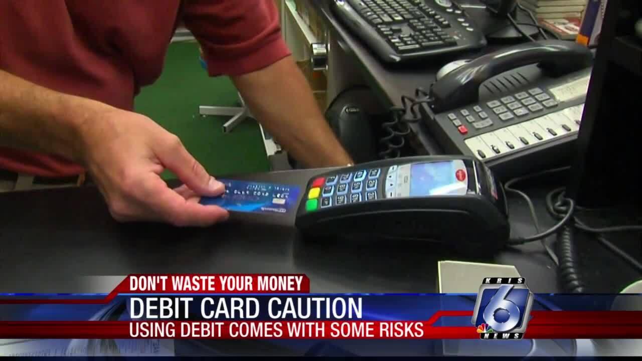 Debit card tips