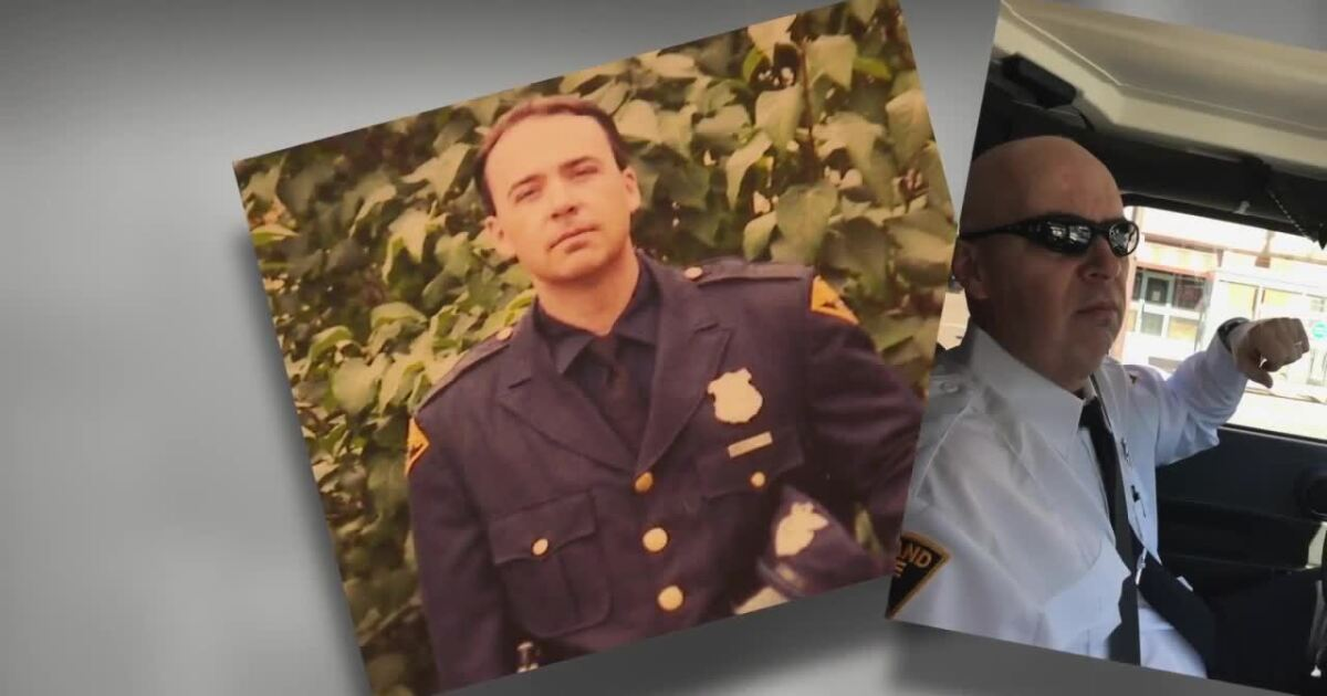 Cleveland police officer fights for his life