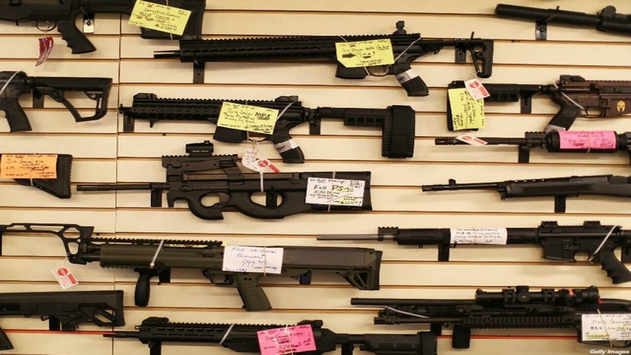 Gun owners, sellers asked to help lower suicides