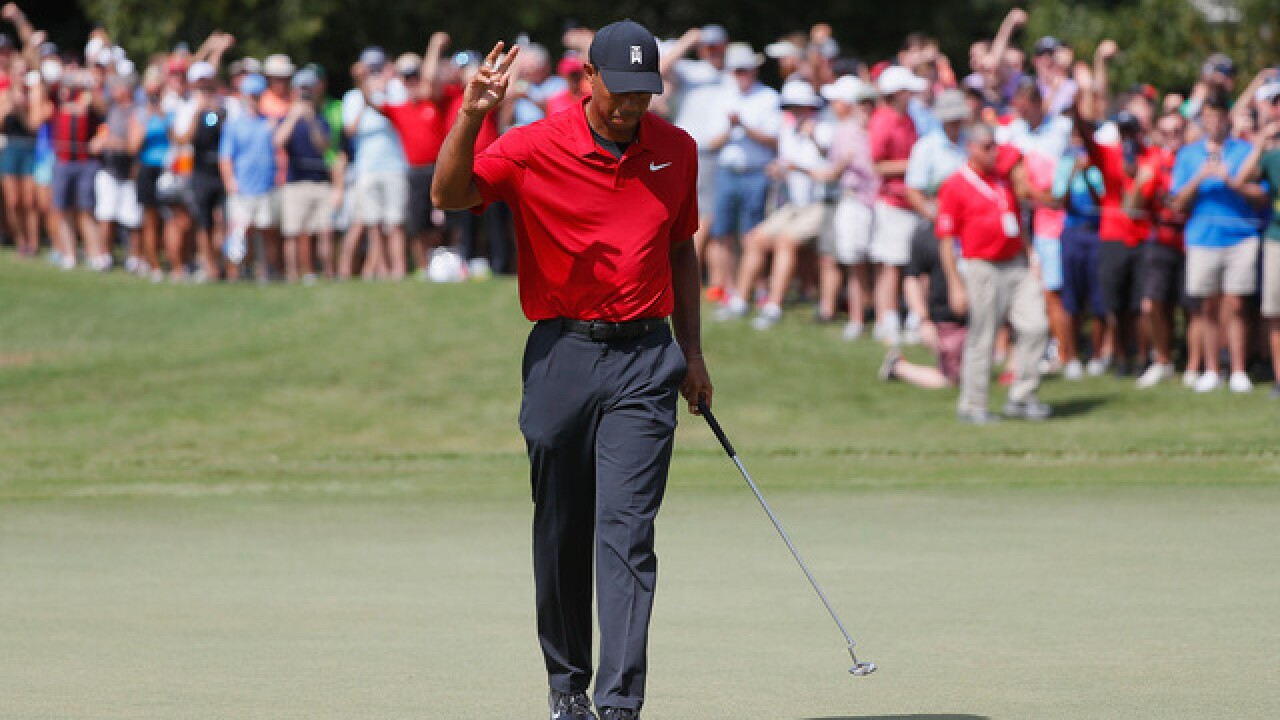 Tiger Woods caps off amazing comeback with Tour Championship win