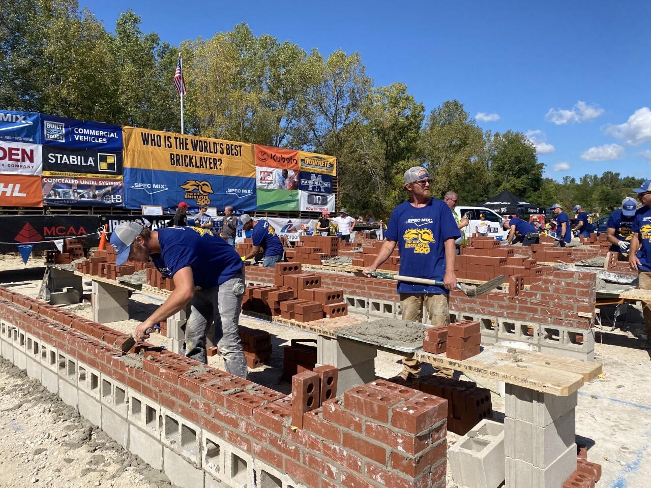 Bricklayer 500 2