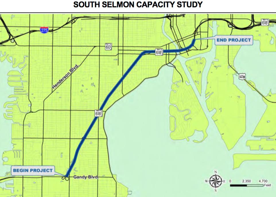 South Selmon Capacity Study