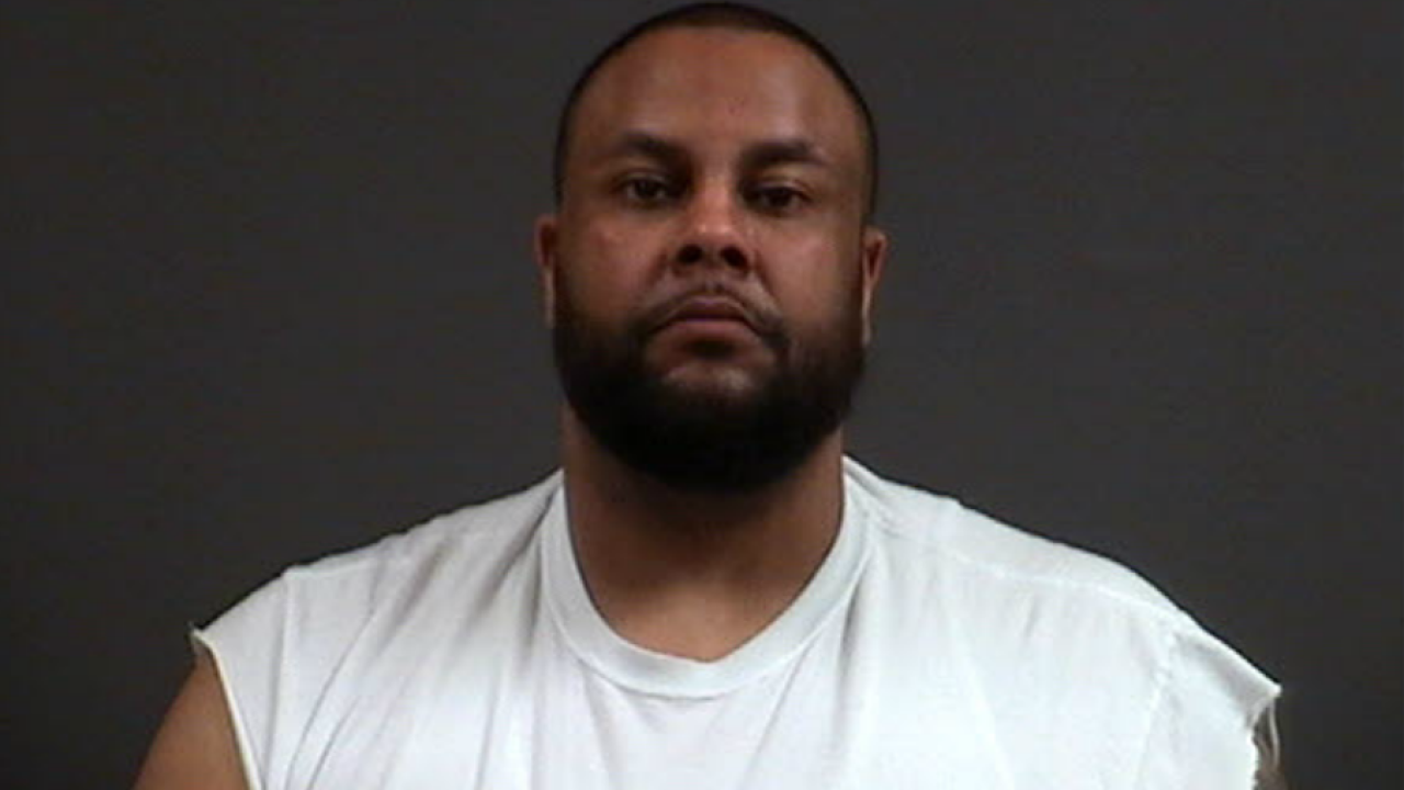 Henrico deputy arrested for allegedly hitting son in head with gun