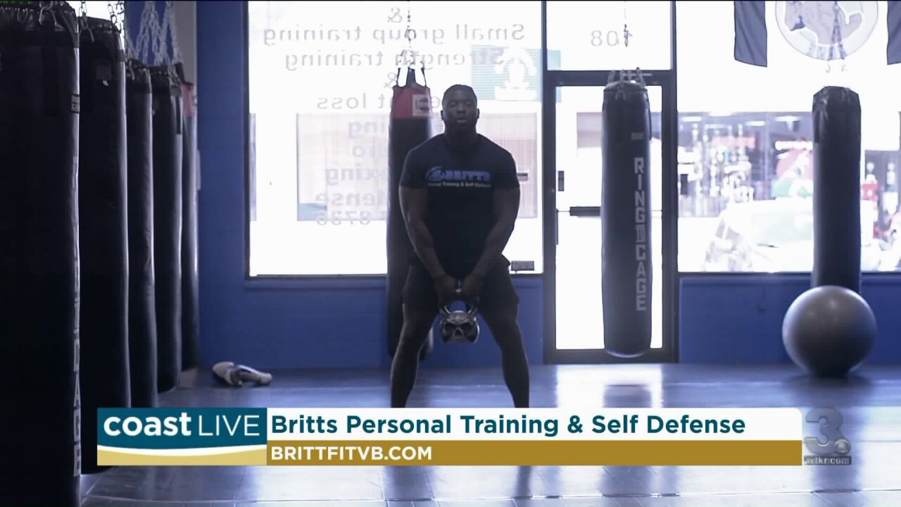A man who struggled with his weight before becoming an MMA fighter on CoastLive