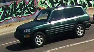 Gibson crash car suspect