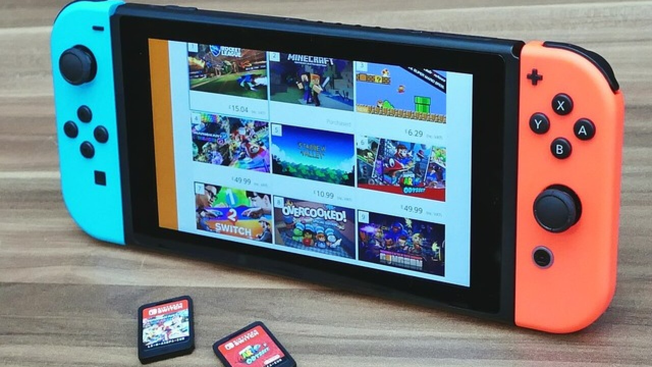 Could Nintendo be a fixture in schools?