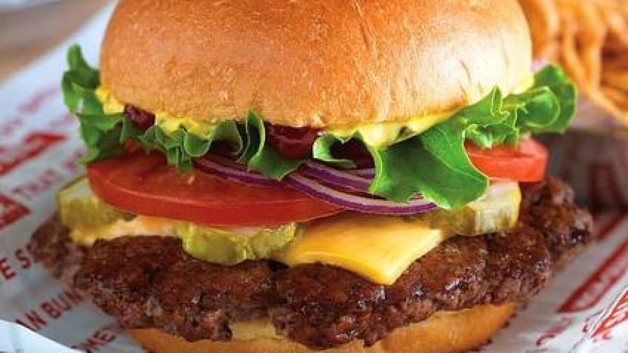 Get your burger fix in Las Vegas on National Hamburger Day