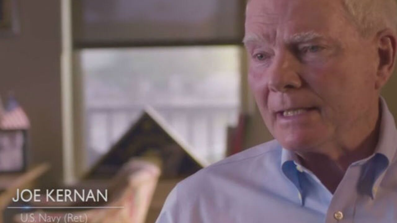 Former Gov. Kernan appears in ad criticizing Trump's comments about American POWs