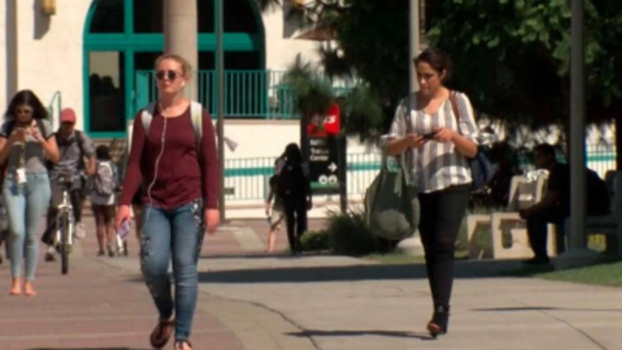 SDSU student diagnosed with meningitis