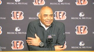 Marvin Lewis will not return as Bengals coach