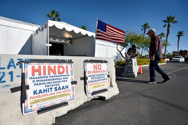 PHOTOS: Election Day 2018 in Clark County
