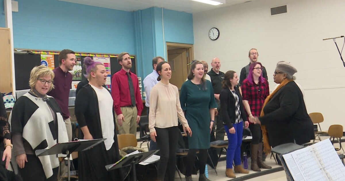 Singing teachers at GRPS hitting all the right notes