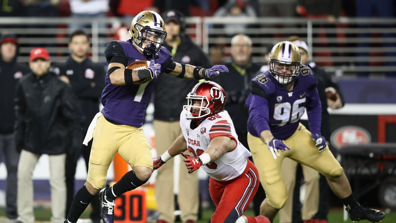 Pac 12 Championship - Utah v Washington