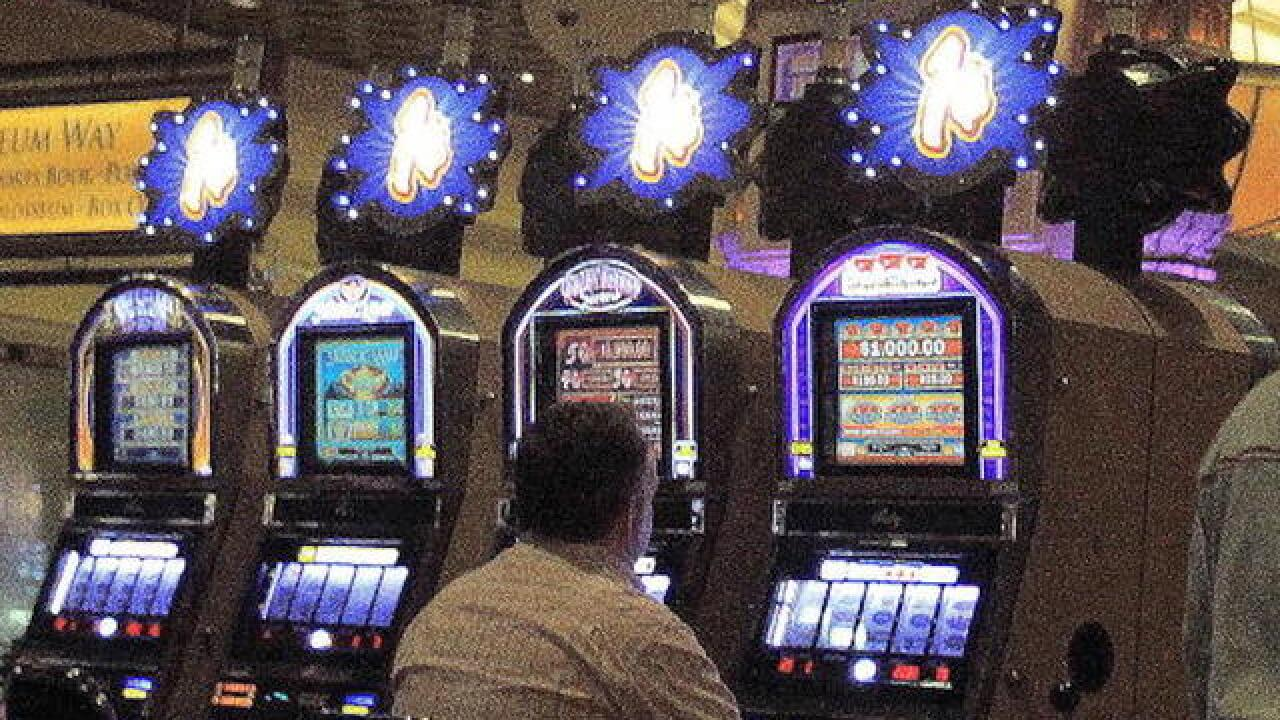 Woman wins $10.7M playing penny slots in Las Vegas