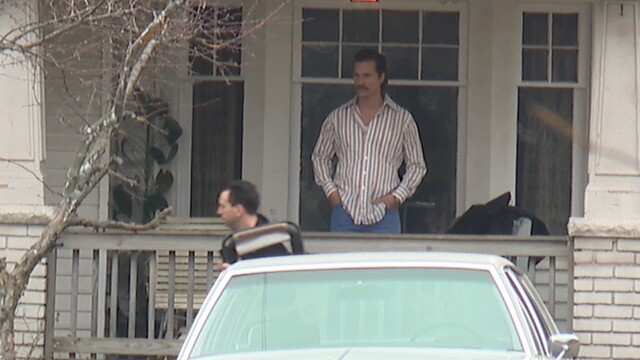 PHOTOS: Matthew McConaughey films movie in Cleveland