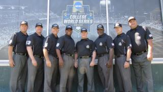 Troy Fullwood, NCAA baseball umpires
