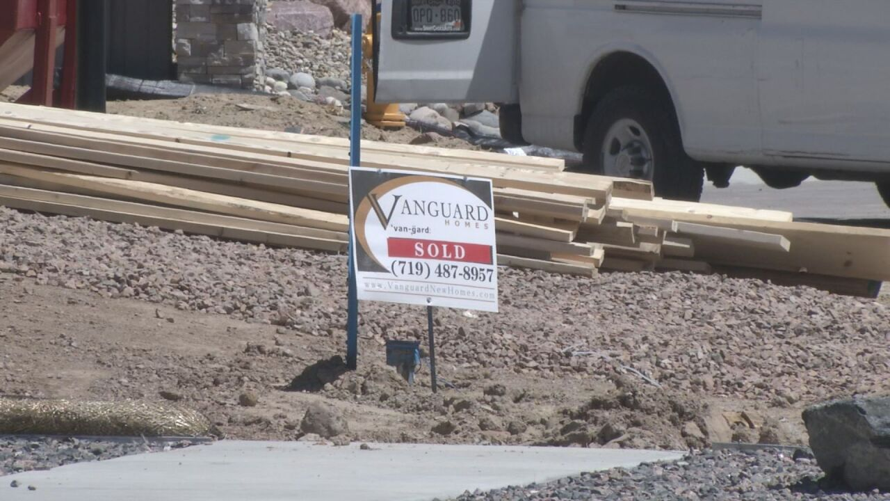 Lumber prices hit record levels impacting homebuilders and consumers
