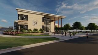 Calvin University School of Business - South Entrance.jpg
