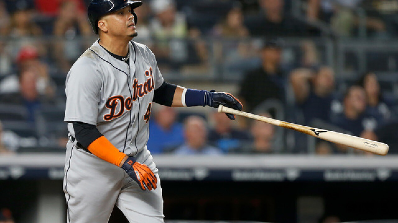 Tigers homer twice in the ninth to stun Yankees