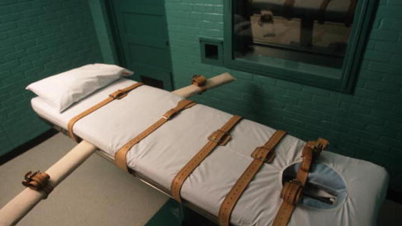 Execution stopped on man who didn't pull trigger
