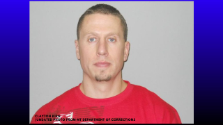 Clayton Kirn (MT Dept of Corrections, undated photo)