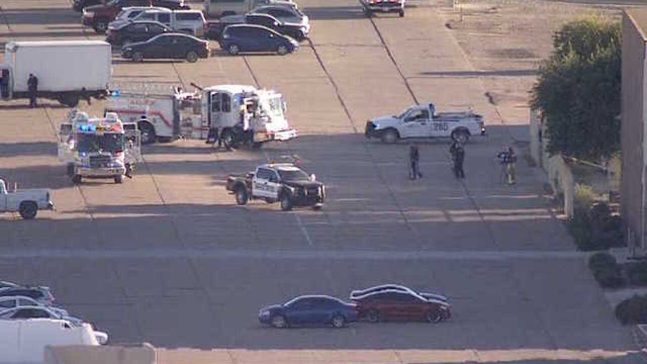 Officials: Explosion occurs at PHX-Mesa Gateway